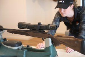 Mounting the Burris Eliminator III
