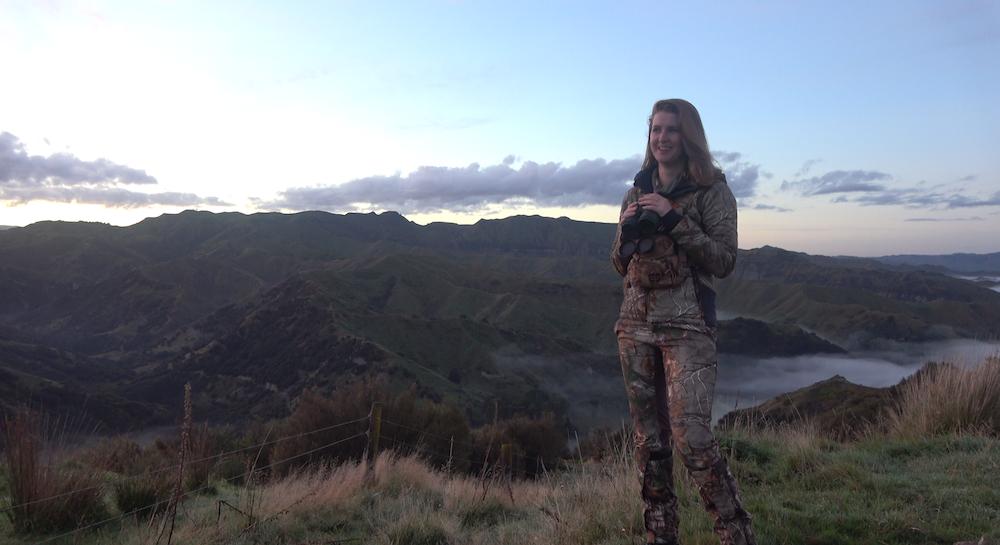 Jess Hunting NZ Episode